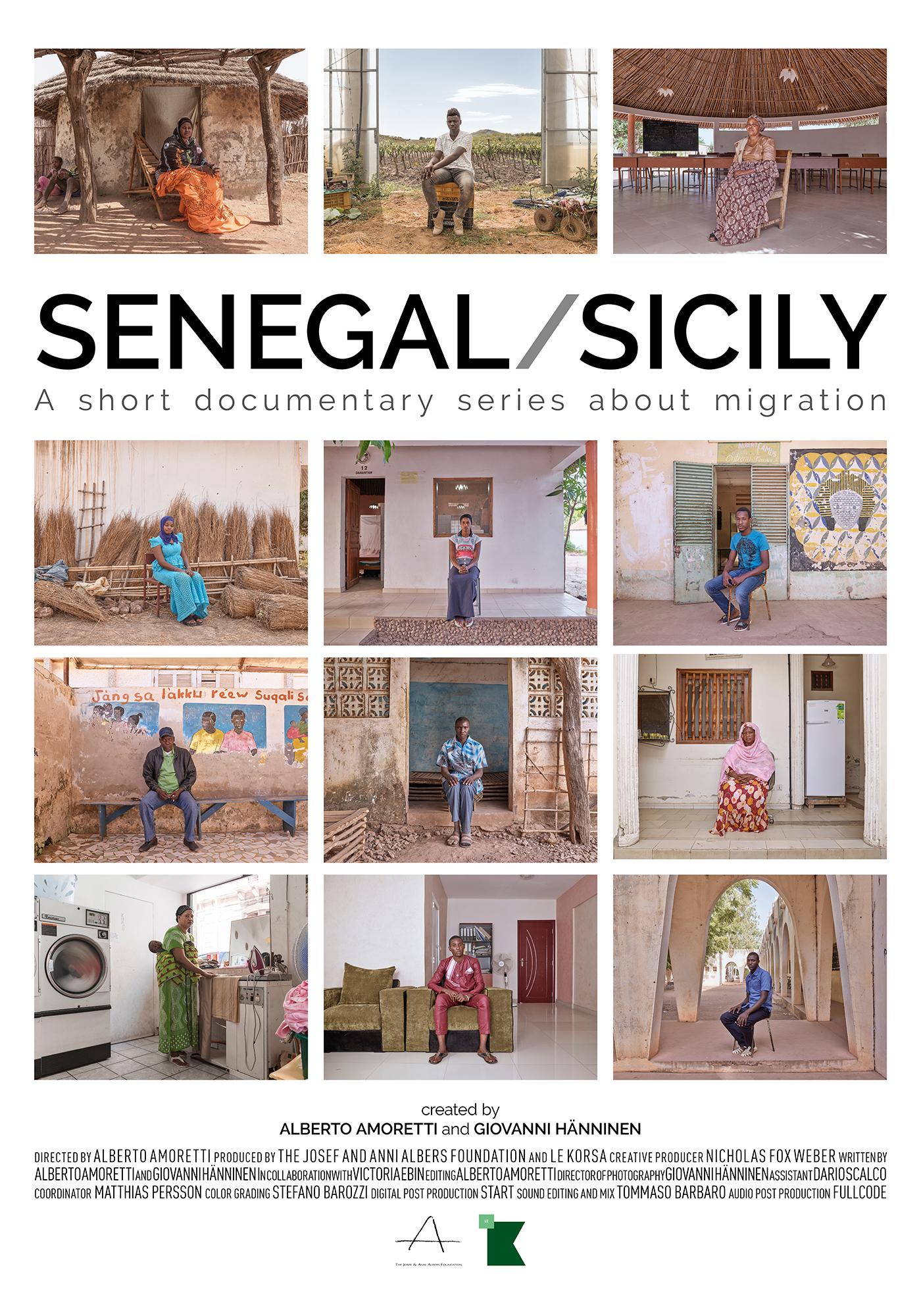 SenegalSicily